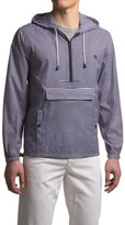 Southern Proper Striped Labrador Jacket - Zip Neck (For Men)