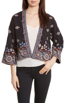 Joie Women's Brianny Embroidered Cardigan