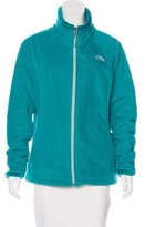 The North Face 2015 Raglan Sleeve Zip-Up Jacket
