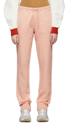 Acne Studios Orange Elodie Lounge Pants
