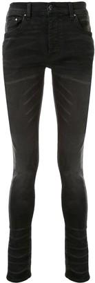 Amiri Zipped Pocket Skinny Jeans