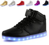 Anluke 11 Colors LED Sneakers Light Up Flashing Shoes for Christmas Boys Girls Men and Women 41