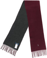 Polo Ralph Lauren fringed scarf