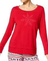 Hue Snowflicker Long Sleeve T-Shirt