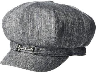 Betmar Jocelyn (Black/White) Caps