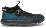 Under Armour Fat Tire 2 Rubber-coated Shell Sneakers - Blue