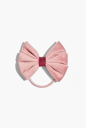 Country Road Bow Hair Tie