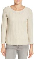 Nic+Zoe Long Sleeve Knit Shirt