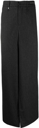 Ader Error Wide-Leg Tailored Trousers