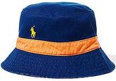Polo Ralph Lauren Reversible Tropical-Print Bucket Hat