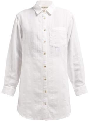 Mara Hoffman Bennett Woven-cotton Shirt - Womens - White