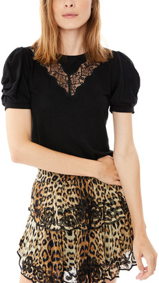 Generation Love Lyric Lace Top