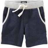 Osh Kosh Boys 4-8 Knit Terry Shorts