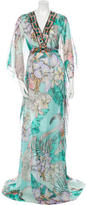 Matthew Williamson Silk Kaftan Dress