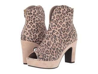 Cordani Tabbi (Grey Cheetah) Women's Shoes