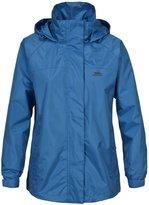 Trespass Childrens Girls Nasu Hooded Waterproof Jacket/Coat