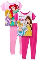 AME Disney Princess Cotton PJs - Set of 2 (Little Girls & Big Girls)