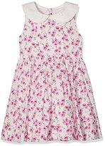 Rachel Riley Girl's Rose Peter Pan Collar Dress