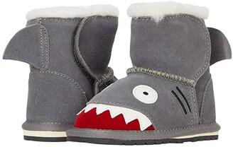 Emu Shark Walker (Infant) (Putty) Kid's Shoes