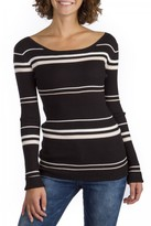 UNIONBAY Stripe Julie Sweater