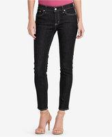 Lauren Ralph Lauren Premier Skinny-Fit Ankle Jeans