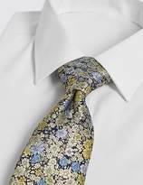 Marks and Spencer Floral Print Tie