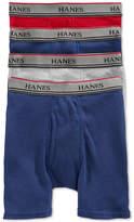 Hanes Platinum Bonus 4-Pk. Boxer Briefs, Little Boys (4-7) and Big Boys (8-20)