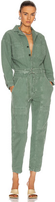 Citizens of Humanity Willa Jumpsuit in Mojito | FWRD