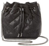 Stella McCartney Falabella Quilted Mini Bucket Bag