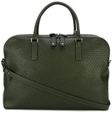 Valentino Garavani Valentino Rockstud perforated briefcase