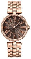 Freelook Women's HA1025RM-2 Vendome Classic Analog Two Tone Swarovski Bezel Watch
