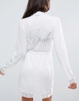 Asos Bridal Bride Robe