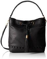 Milly Astor Whipstitch Bucket Bag
