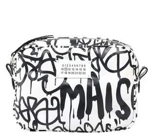 Maison Margiela Grafitti Crossbody Bag
