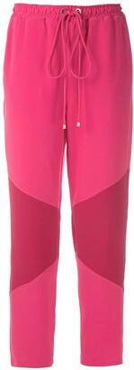 Olympiah Fleur track trousers