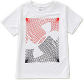 Under Armour Little Boys 4-7 First String Big Logo Short-Sleeve Tee