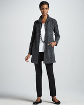 Eileen Fisher Terrazzo Stretch Jacket