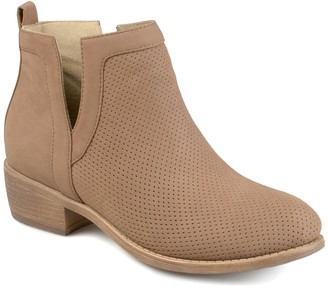 Journee Collection Lainee Ankle Bootie