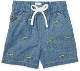 Ralph Lauren Boy Cotton Chambray Short
