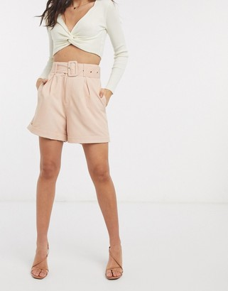 Fashion Union relaxed tailored shorts