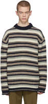 Acne Studios Multicolor Striped Najat Sweater