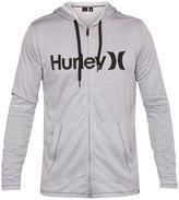 Hurley Men's DriFit Lake Street Zip Hoodie - 8143720