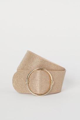 H&M Wide waist belt
