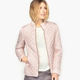 Anne Weyburn Quilted Jacket with Water-Repellent and Stain-Resistant Treatment
