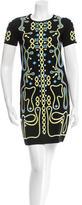 Peter Pilotto Patterned Stretch Knit Dress