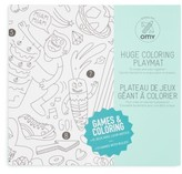 Omy Play Giant Coloring Poster