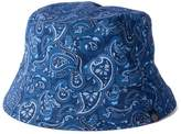 Pretty Green Reversible Cord Paisley Bucket Hat