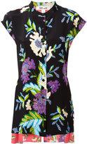 Diane von Furstenberg floral print blouse - women - Silk - 0