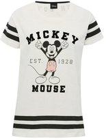 M&Co Disney Mickey Mouse boyfriend t-shirt