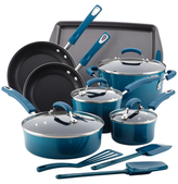 Rachael Ray Non-Stick Cookware Set (14 PC)